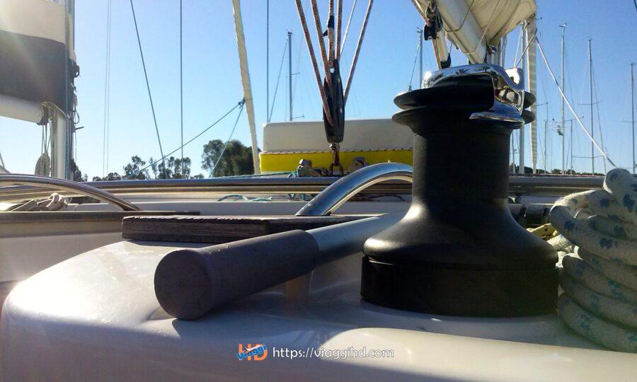 Barca a vela Circolo Velico Policoro