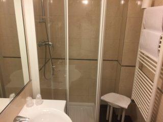 Doccia bagno camera 110