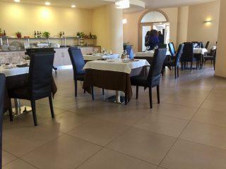 Sala ristorante L'Ulivo