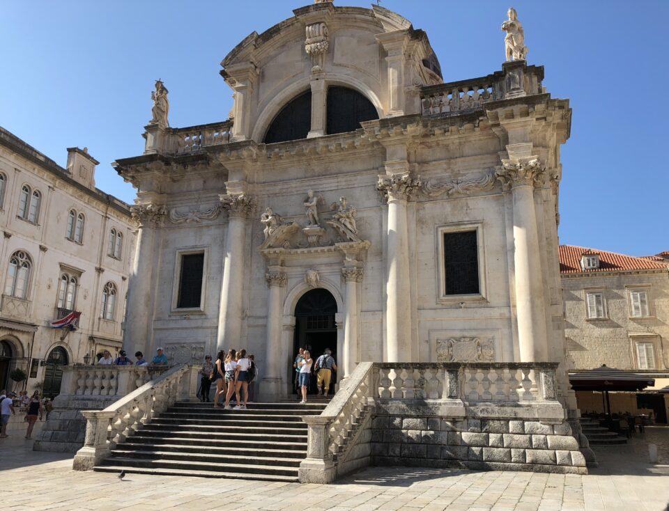 Chiesa a Dubrovnik