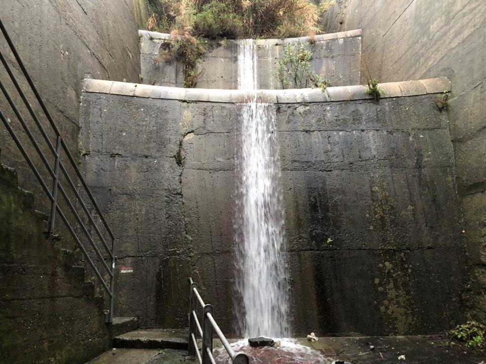 Cinque Terre - Cascata Riomaggiore