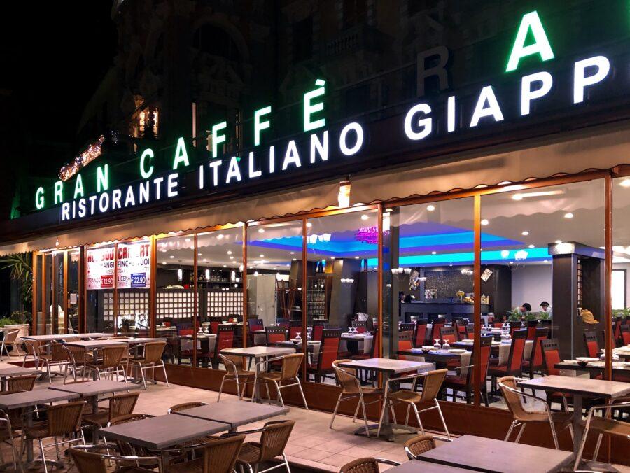 Ristorante Giapponese Gran Caffe Rapallo