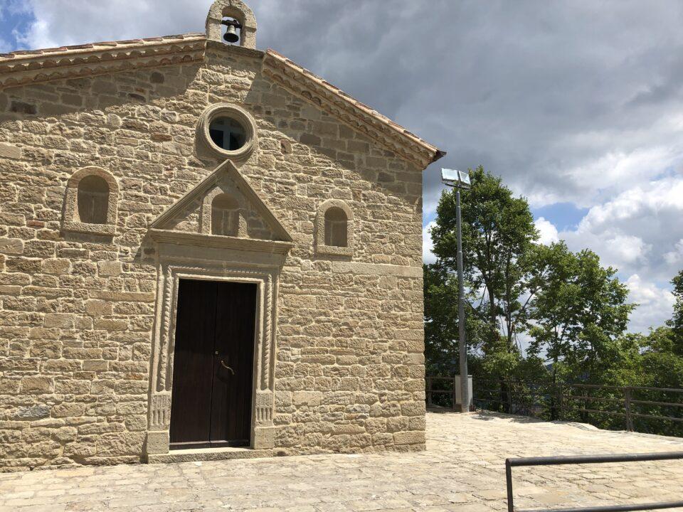 Chiesa Pietrapertosa