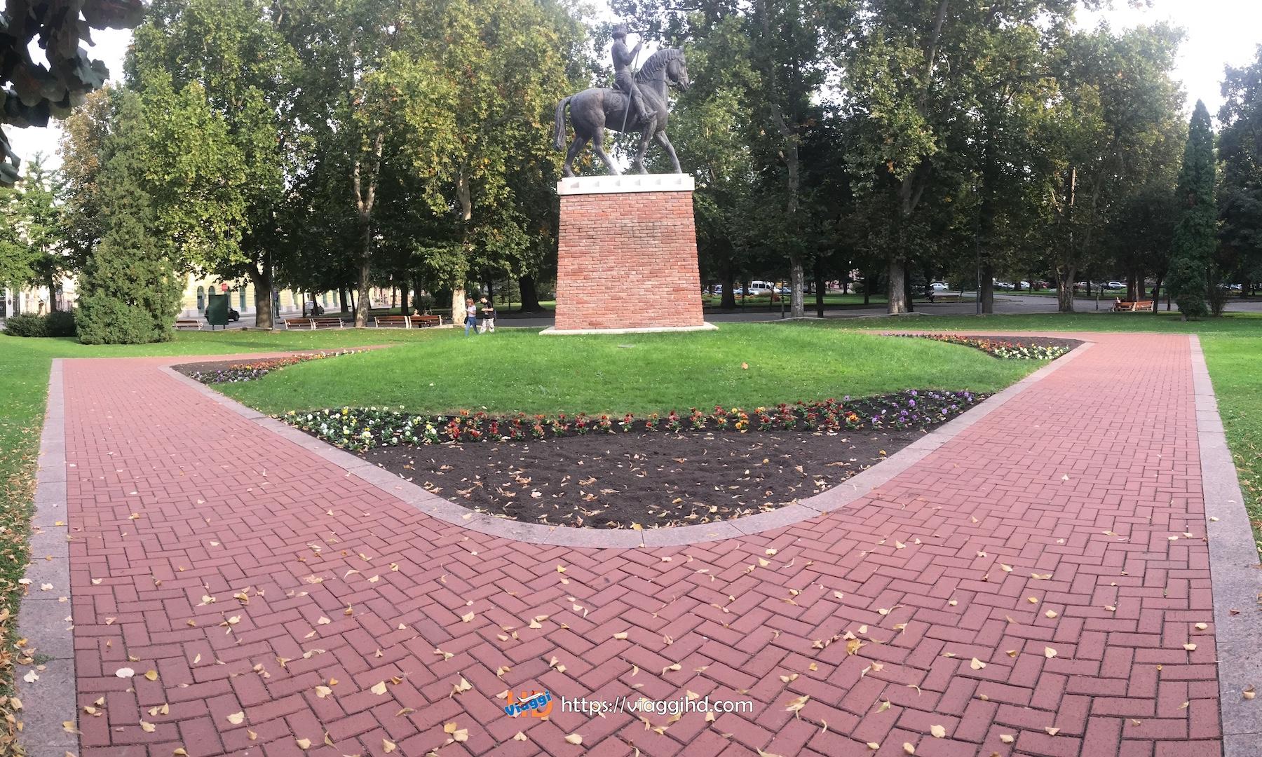 Monumento villa di Szeged