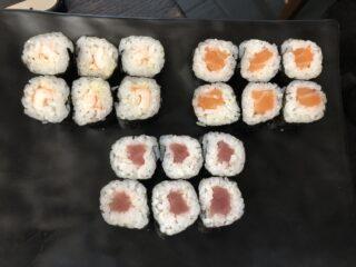 Sushi misto Ristorante Giapponese