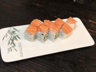 Sushi salmone Ristorante Giapponese