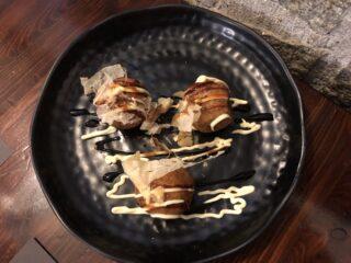 Sushi polpo cavolo cinese Ristorante Giapponese