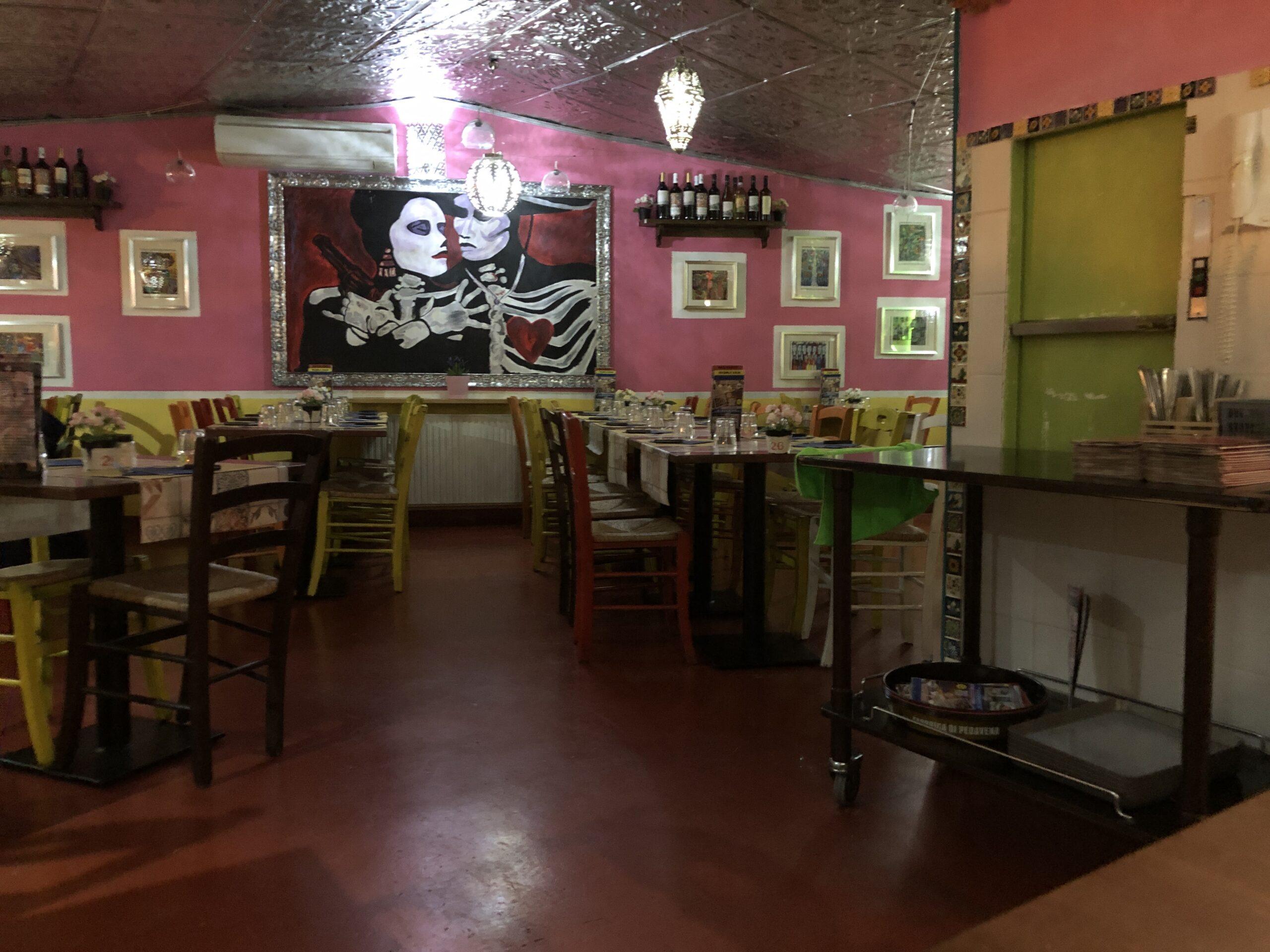 Ristorante Taqueria Messicano Mamacita's Genova