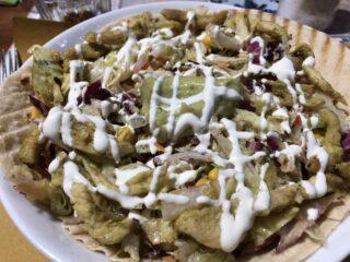 Insalata Mexican Caesar Salad Ristorante Messicano