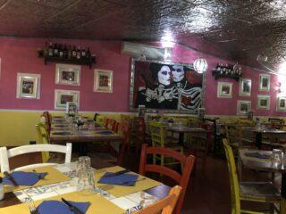 Tavoli Ristorante Messicano