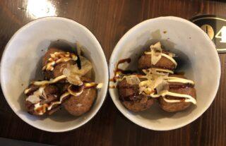 Sushi polpo e cavolo cinese Ristorante Giapponese