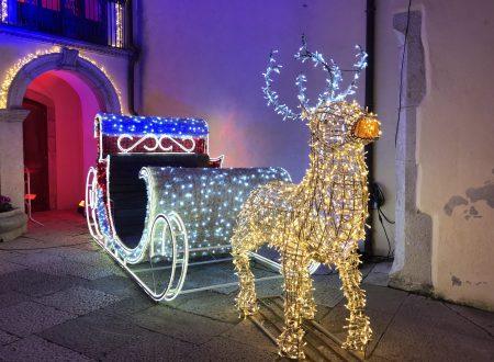 Il villaggio di Babbo Natale – Candela 2019