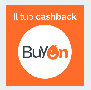 BuyOn Cashback website