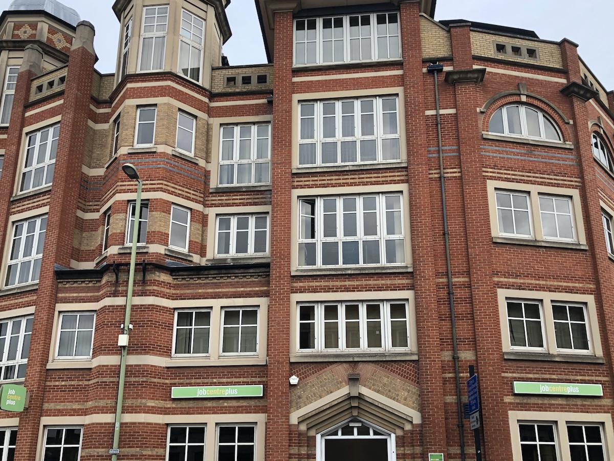 Oxford - Edificio Job Center e facoltà di economia