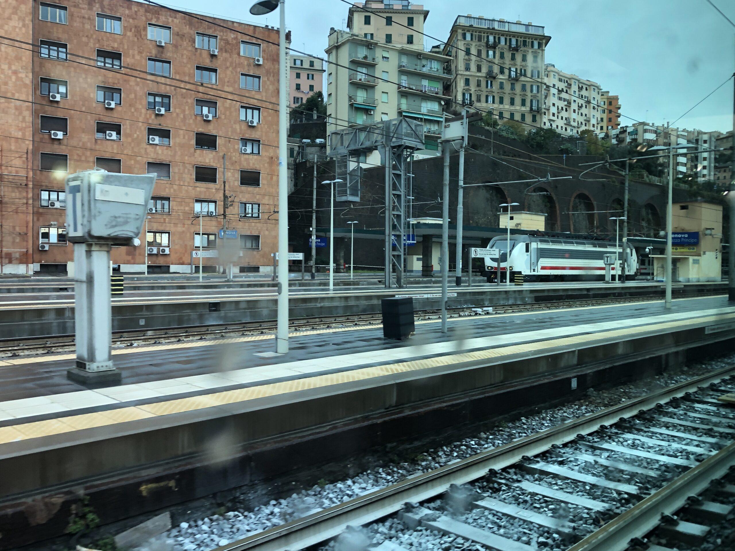 Stazione Ferroviaria Genova Piazza Principe