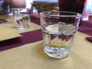 Bicchiere liquore - Trattoria Martina