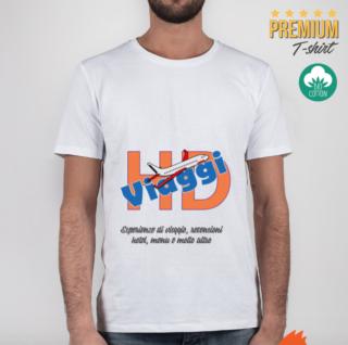 T-shirt ViaggiHD